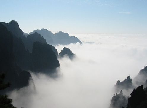 yellow mountain2 -huangshan